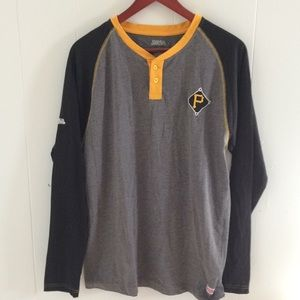 Stitches | Pittsburgh Pirates Long Sleeve Tee